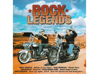 Rock Legends - 2007 - CD