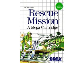 Rescue Mission - Master System