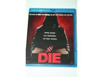 DIE - (Blu-ray) - Stenhamra - DIE - (Blu-ray) - Stenhamra