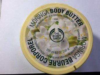 Body Shop Body Butter Moringa - Jönköping - Body Shop Body Butter Moringa - Jönköping