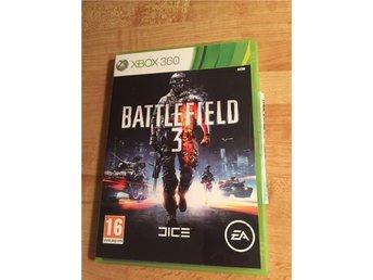 Battlefield 3 Xbox 360 - Tranås - Battlefield 3 Xbox 360 - Tranås