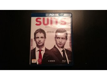 Suits - Säsong 2 Blu-ray