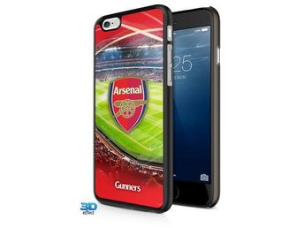 Arsenal - iPhone 6/6s Hard Case Cover 3D - Varberg - Arsenal - iPhone 6/6s Hard Case Cover 3D - Varberg