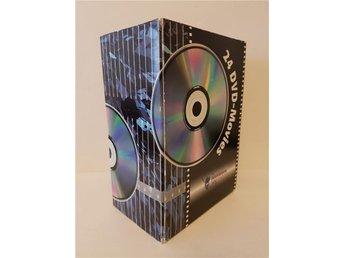 Box med 24 filmer Dvd - Vårby - Box med 24 filmer Dvd - Vårby