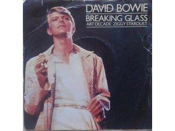 """David Bowie title* Breaking Glass* Rock, Art Rock 7"""" UK - Hägersten - David Bowie title* Breaking Glass* Rock, Art Rock 7"""" UK - Hägersten"""