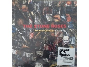 Stone Roses - Second Coming - NY 2LP