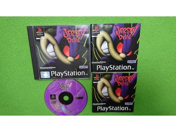 Jersey Devil Playstation PSone ps1