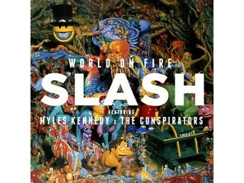 Slash: World on fire 2014 (Digi) (CD)