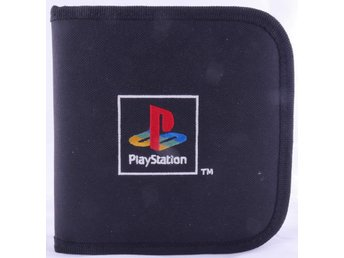 PS1 Official CD Disk Carry Holder -