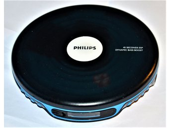 Philips JogProof Portable CD Player  Model AX2500