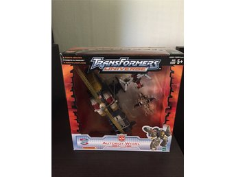 Transformers Universe Whirl