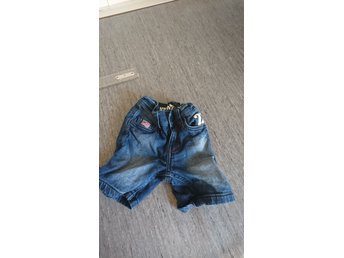 Jeans shorts stl 86