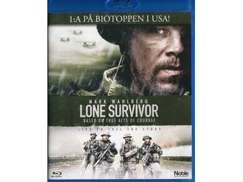 Lone Survivor 2013 Blu-ray