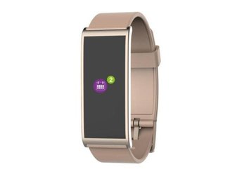 MyKronoz ZeFit 4 HR Activity tracker Pink/Gold