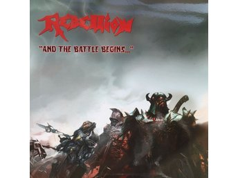 REBELLION And the battle begins... EPIC US POWER METAL FATES WARNING QUEENSRYCHE
