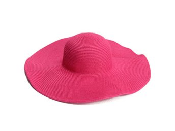 Women Lady Girls Summer Large Wide Floppy Brim Straw Beac...