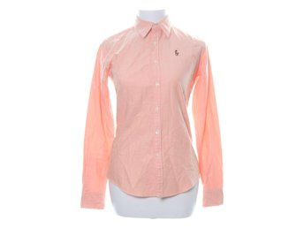 Ralph Lauren, Skjorta, Strl: XS, Orange