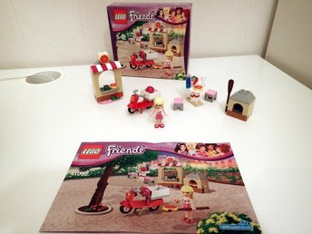 *** LEGO Friends 41092 Stephanie´s pizzeria ***