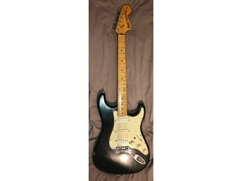 1977 Greco Sparkle Sounds Stratocaster