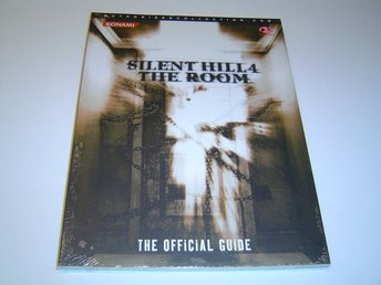 GUIDE SPELET SILENT HILL 4 THE ROOM SONY PLAYSTATION 2 PS2 *NYTT*