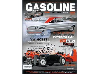 GASOLINE Magazine 2012 No:09 - NY - FRI FRAKT