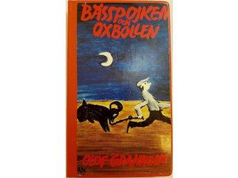 Bok Bässpojken och oxbollen av Olof Granholm - Sundsvall - Bok Bässpojken och oxbollen av Olof Granholm - Sundsvall