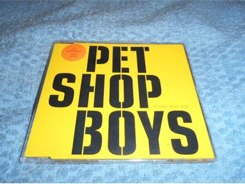 Pet Shop Boys - Home and Dry (CD-maxi) 3 trk EU 2002 Mint!! Nyskick