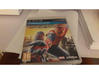 PS 3 spel the Amazing spiderman
