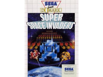 Super Space Invaders - Master System