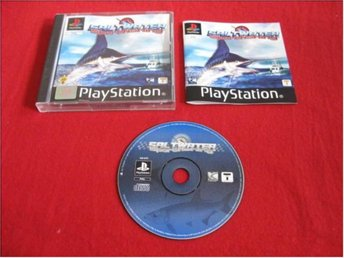 SALTWATER SPORTFISHING till Sony Playstation PSone