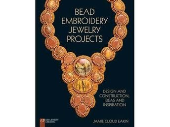 Bead Embroidery Jewelry Projects 30 projekt