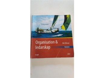 Organisation och ledarskap. Liber - Borås - Organisation och ledarskap. Liber - Borås