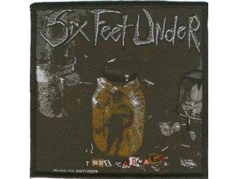 Six Feet Under Tygmärke - 28064 - Six Feet Under Tygmärke - 28064