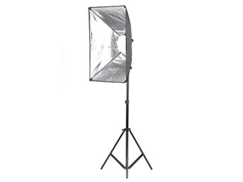 Studiobelysning Kit 2 Softbox Ljusspridare 2 LED Lampor 30W - Hong Kong - Studiobelysning Kit 2 Softbox Ljusspridare 2 LED Lampor 30W - Hong Kong