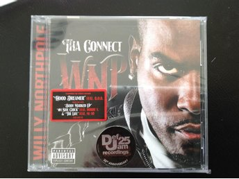 Willy Northpole - Tha Connect Inplastad Def Jam USA-Import DTP Ludacris - Kalmar - Willy Northpole - Tha Connect Inplastad Def Jam USA-Import DTP Ludacris - Kalmar