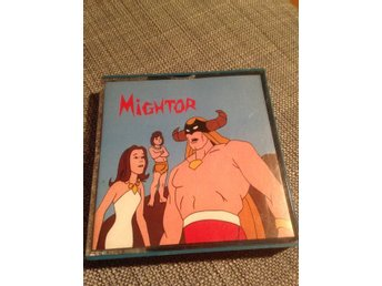 Mightor and the ice trap - Super 8