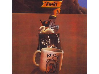 CD The Kinks Arthur or the decline and fall of the British empire