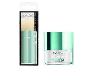 L'Oréal True Match Translucent Finishing Powder Minerals Powder Brusch NYTT - Härnösand - L'Oréal True Match Translucent Finishing Powder Minerals Powder Brusch NYTT - Härnösand