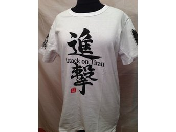 Attack on Titan t-shirt *** LARGE ***