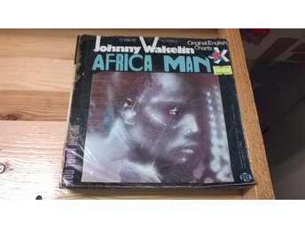 Johnny Wakelin - Africa Man, EP