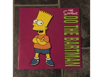 "THE SIMPSON - DO THE BARTMAN. (NM 7"")"