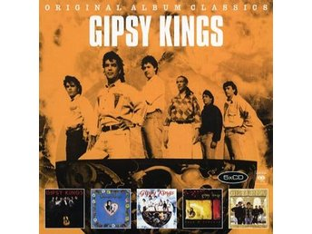 Gipsy Kings: Original album classics 1983-95 (5 CD)