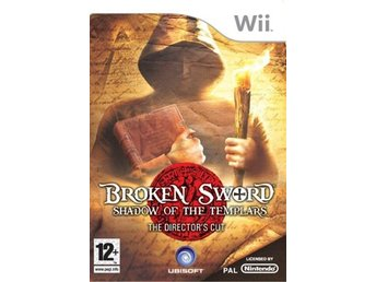 Broken Sword - Shadow of the Templars Nintendo Wii