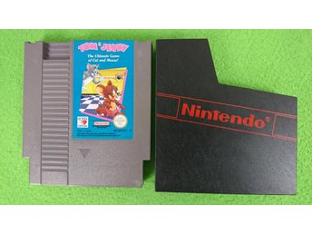 Tom & Jerry SCN Nintendo 8 bit NES