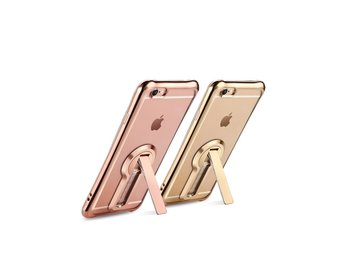 iPhone 7 skal -ROSÉGULD-