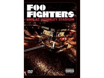Foo Fighters: Live at Wembley Stadium (Blu-ray)