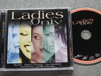 Ladies Only CD - Blondie,Whitney,Lisa Stansfield,Toni Braxton