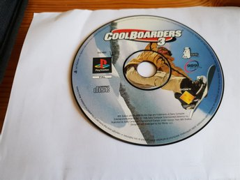Coolboarders 3 Playstation