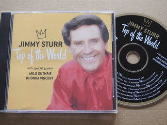 Jimmy Sturr - Top of the World CD