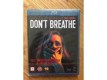 Don't Breathe (blu-ray) ***INPLASTAD***